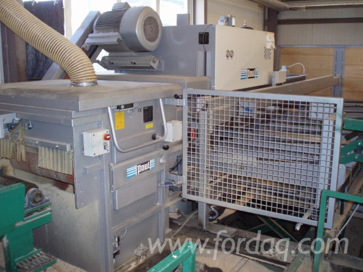 EDGING-SAW-LINE-for-sale---PAUL--Germany