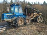 Used Forest Harvesting Equipment - Skidding - Forwarding, Forwarder, Rottne