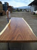 Furniture And Garden Products North America - EXOTIC WOOD SLABS