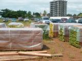 Tropsko Drvo  Trupci - Za Rezanje (Furnira), Abura (Bahia, Elolom), Ekvatorijalna Gvineja