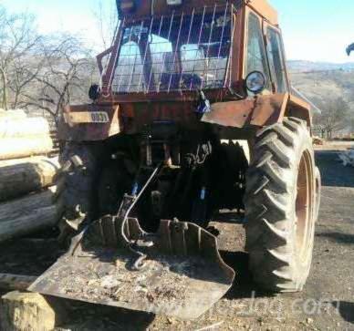 Vend-Tracteur-Forestier-----Occasion