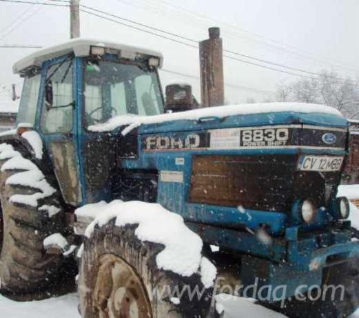 Trattore-Forestale-Ford-Usato-1992