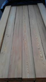 Softwood  Sawn Timber - Lumber - Siberian Larch sawn timber KD