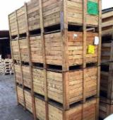 Recycled - Used In Good State  Pallets And Packaging - Recycled - Used In Good State  Crates Romania