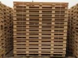 Buy Or Sell Wood Any  Latvia - New wooden pallets (KD / HT - IPPC- ISPM 15) everything dimentioned