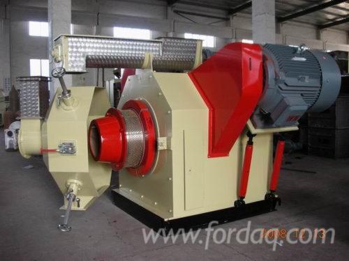 Pellet-Machine---Production