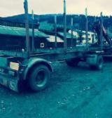 Remorca - Remorca transport lemn - 6999 euro