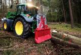 Nova Oprema Za Iskorištavanje Šuma - Pribor Za Obarače, Vitlo Za Sajlu