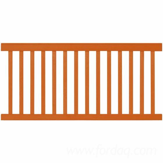 Rail-fence