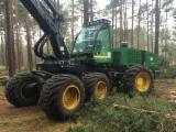 Skidding - Forwarding, Harvester, John Deere