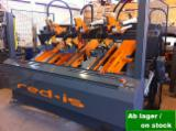 New 1st Transformation & Woodworking Machinery - Nailing - Stapling - Screwing, Nailing Machine For Pallets, red-is