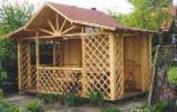 Garden Products - Fir (Abies Alba, Pectinata) Pergola - Arbour in Romania