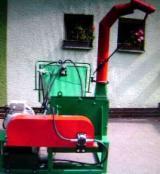Maszyny Używane Do Obróbki Drewna dostawa Odcinanie Warstw - Łupanie - Ciosanie - Korowanie, Rębak - Frezotrak