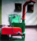 Slicing - Cleaving - Chipping - Debarking, Chipper-Canter