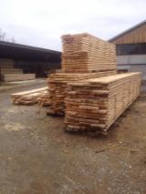 Naaldhout  Gezaagd Hout – Timmerhout Polen - Fir/Spruce/Pine, Fresh cut