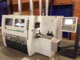 Used 1st Transformation & Woodworking Machinery Belgium - WEINIG moulder 5 spindle, type Powermat 1200 (2014)