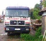 Street Vehicles, Short Log Truck