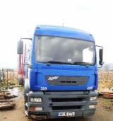 Used Forest Harvesting Equipment France - Street Vehicles, Longlog Truck