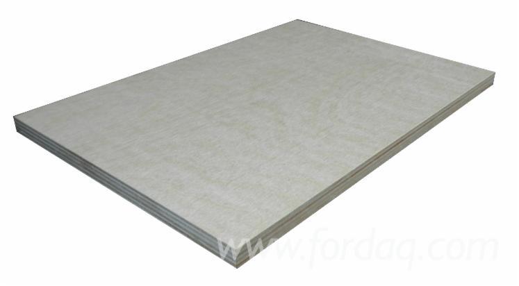 Birch plywood B/BB 12*1525*1525