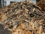 Firewood, Pellets And Residues Beech - Beech Used Wood
