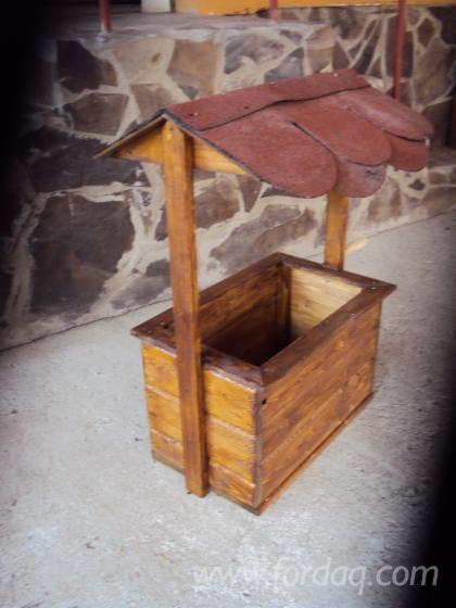 Wholesale Spruce Flower Pot - Planter from Romania