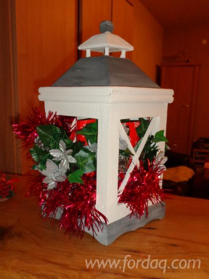 Spruce Flower Pot - Planter from Romania