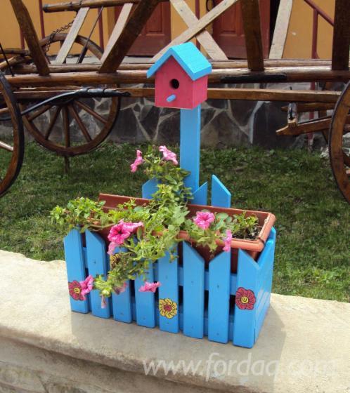 Spruce , Flower Pot - Planter