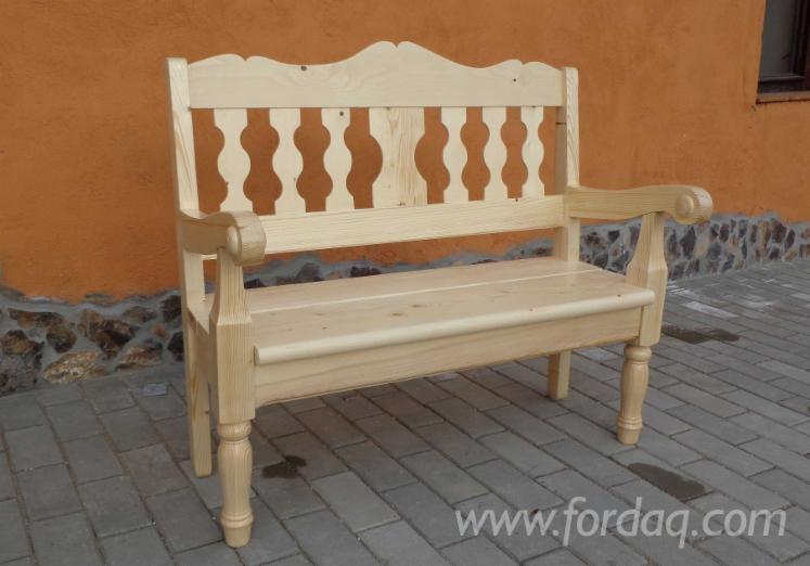 Garden Benches, Art & Crafts/Mission, 30 pieces