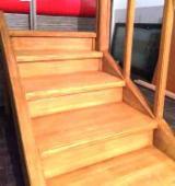 Doors, Windows, Stairs - Hardwood (Temperate), Stairs, Oak (European)