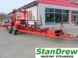 Bandsaw Mobile Trak-Met TTS 800