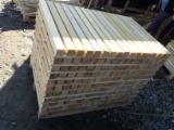 Hardwood - Square-Edged Sawn Timber - Lumber  - Fordaq Online market Beech squares offer