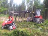 Skidding - Forwarding, Harvester, Valmet