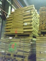 Hardwood  Sawn Timber - Lumber - Planed Timber - Squares, Beech (Europe)