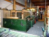 Used 1st Transformation & Woodworking Machinery Belgium - Sodème Jet Pal J137 + Sodème Deck stacker