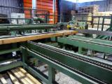 Used 1st Transformation & Woodworking Machinery - Storti Cape Pallet line for sale
