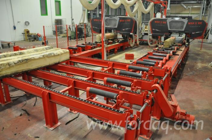 Cutting-Line-for-Veneer-WRAVOR-Double-WRC