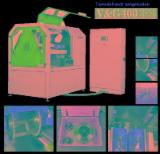 Macchine Per Legno Usate E Attrezzature - Entra In Fordaq - Levigatrici - Piallatrici - Fresatrici, Endmatcher, V&G