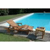 Garden Furniture Contemporary - COMFORT IROKO POOL LOUNGE