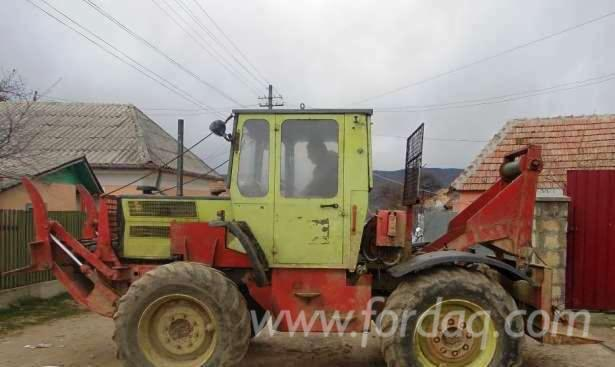 Used-Mercedes-Forest-Tractor-in