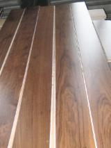 American walnut wide plank wood flooring