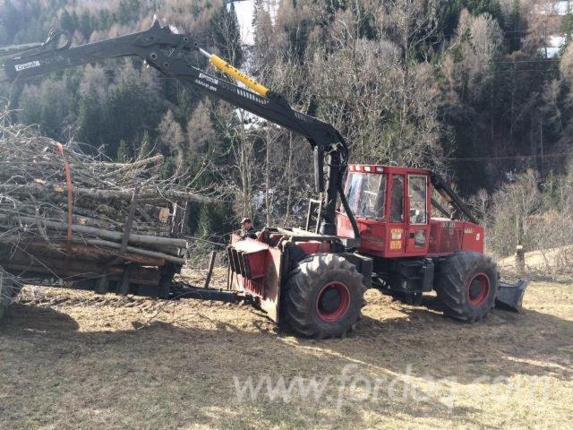 vend tracteur forestier camex f175 occasion 2008 suisse. Black Bedroom Furniture Sets. Home Design Ideas