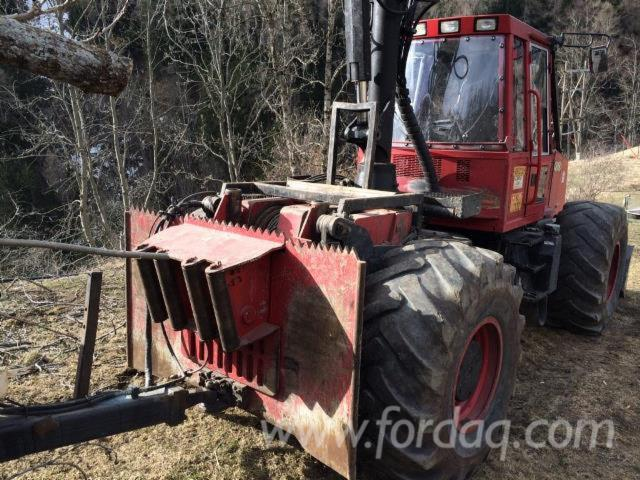 tracteur forestier suisse