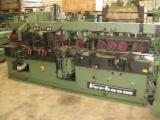 Used 1st Transformation & Woodworking Machinery Belgium - Moulder / Four Sided Planer