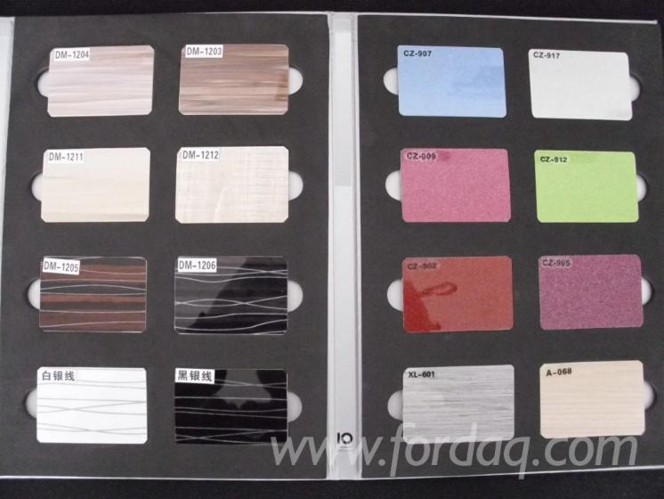High-glossy-UV-MDF