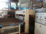 Used 1st Transformation & Woodworking Machinery Spain - Presses - Clamps - Gluing Equipment, High Frequency Gluing Press, Satemac