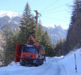 Used Forest Harvesting Equipment Austria - Skidding - Forwarding, Mobile Yarder-Processor Combination, Koller