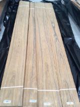 Trgovina Na Veliko Drvnim Listovi Furnira - Kompozitni Paneli Furnira - Prirodni Furnir, Ovangkol, Prva i zadnja daska