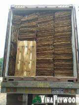 Plywood - Manufacturer and exporter plywood and core veneer best service
