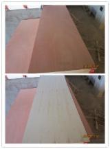 2.7mmx715x2120/815x2120/915x2120mm okoume and bintangor plywood door skin
