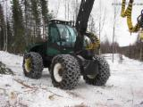 Buy Or Sell Used Wood Harvester Belgium - 1999 John Deere 870B